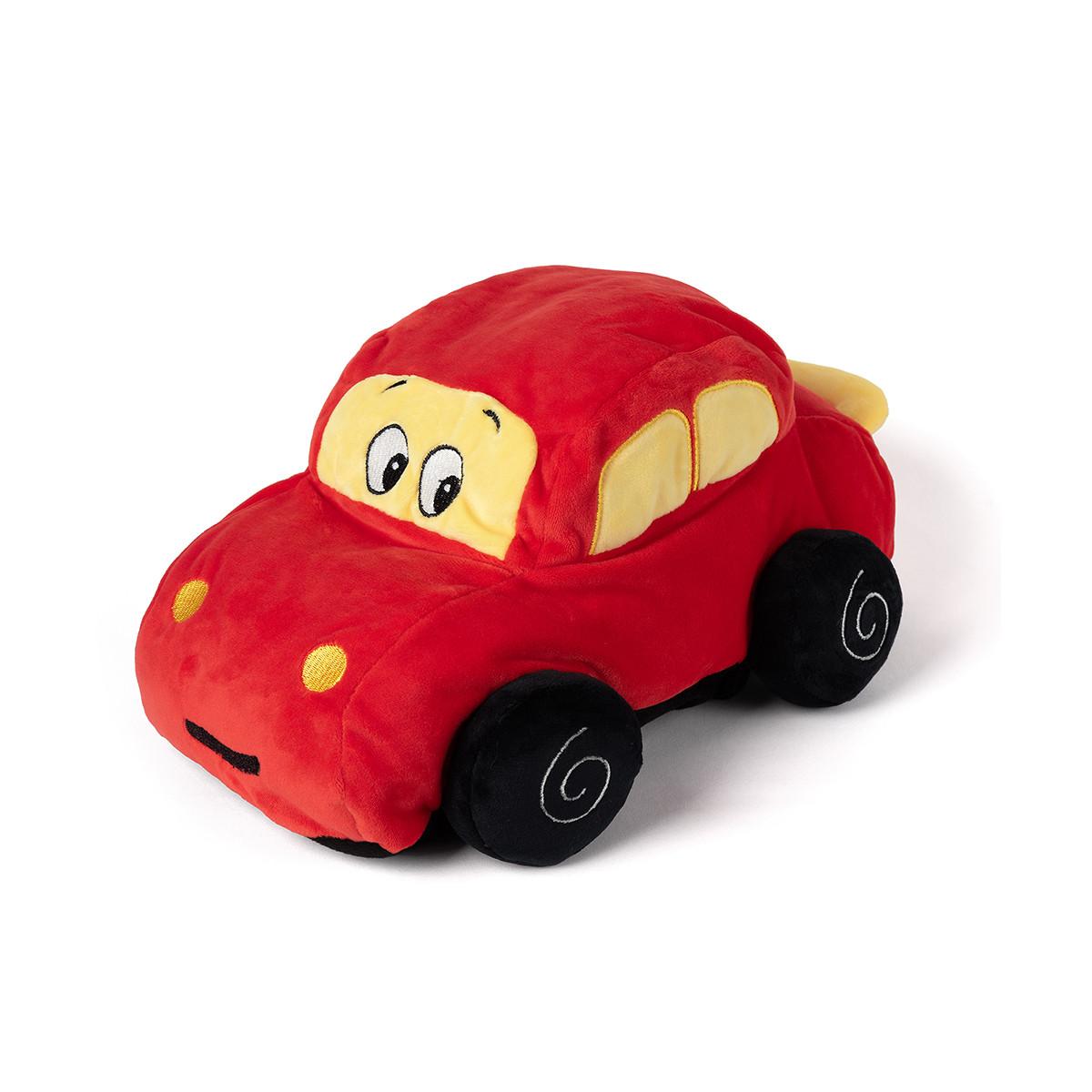 Κουβέρτα Fleece Αγκαλιάς Silk Fashion Red Car
