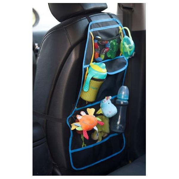 Δίχτυ Αποθήκευσης + Προστασίας Καθίσματος Αυτοκινήτου BabyOno BN1279