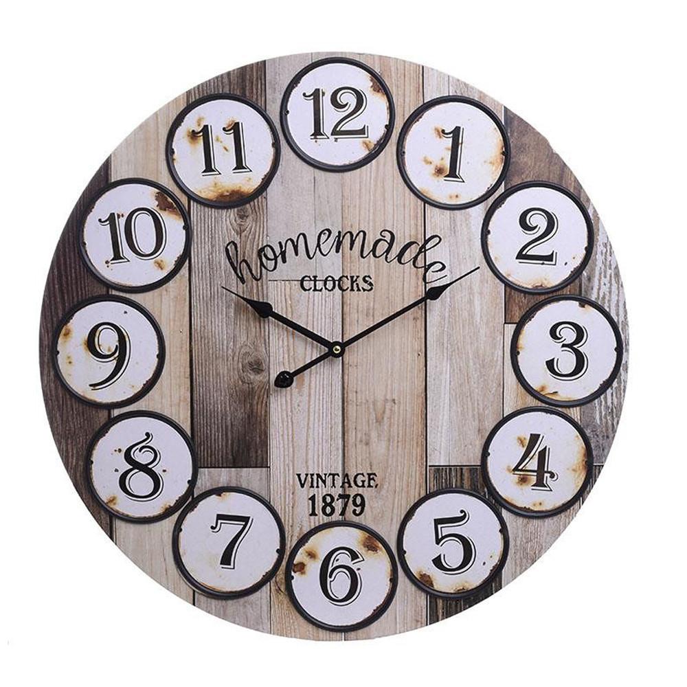 Ρολόι Τοίχου InArt 3-20-773-0306 home   διακόσμηση   ρολόγια