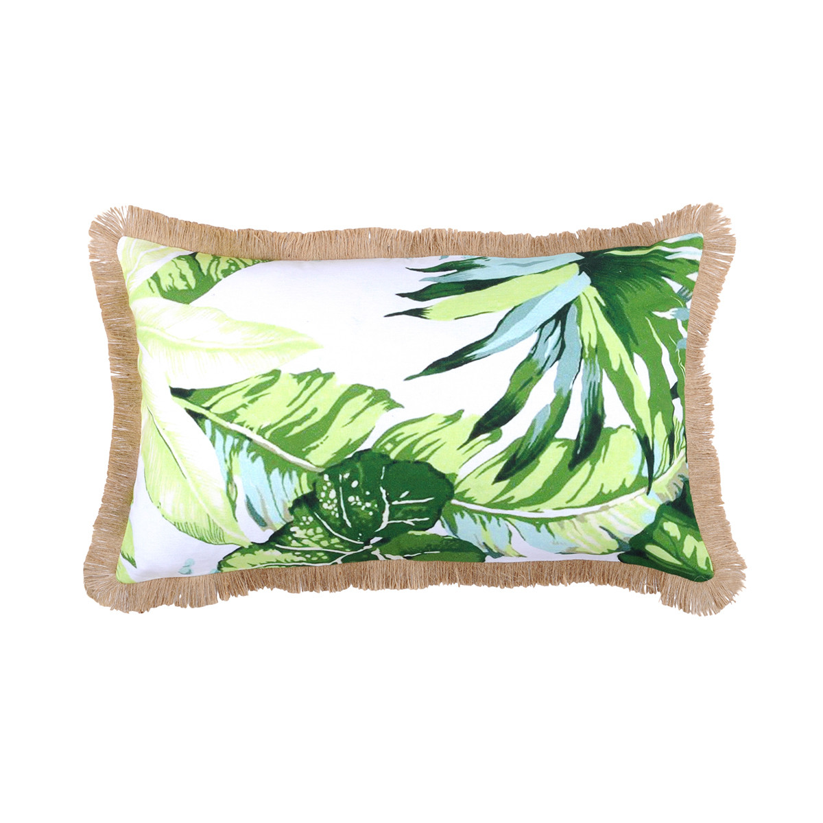 Διακοσμητικό Μαξιλάρι (30×50) Toundra Vert C34293003