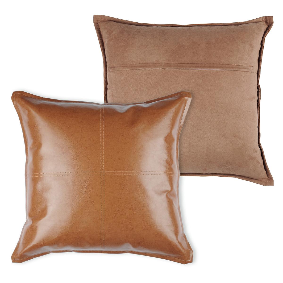 Διακοσμητικό Μαξιλάρι (40×40) FactoryHouse Camel C05174002