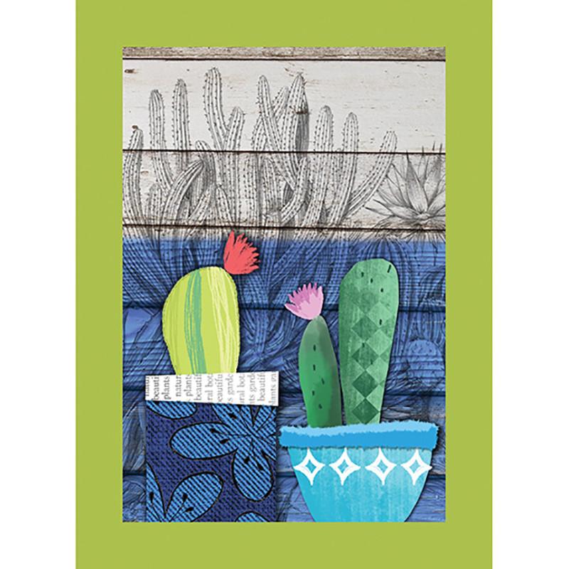 Ποτηρόπανο Cactus 1