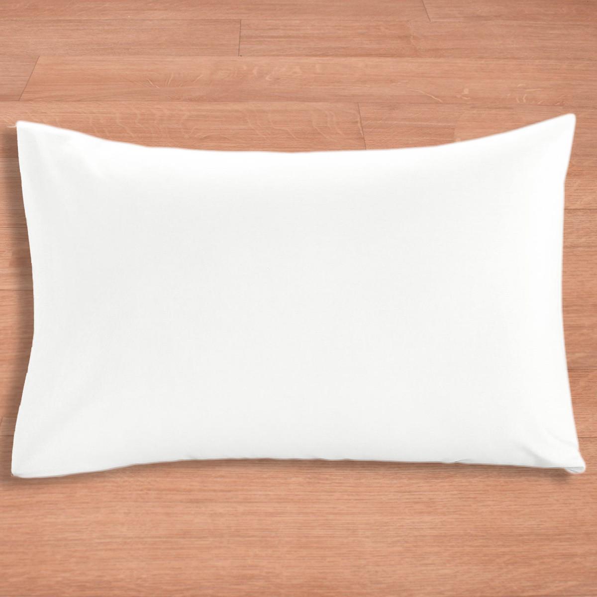 Μαξιλαροθήκη (50×70) Καρίμ 50%Βαμβάκι 50%Polyester T144