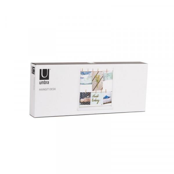 Κορνίζα Umbra Hangit White 1004415-660