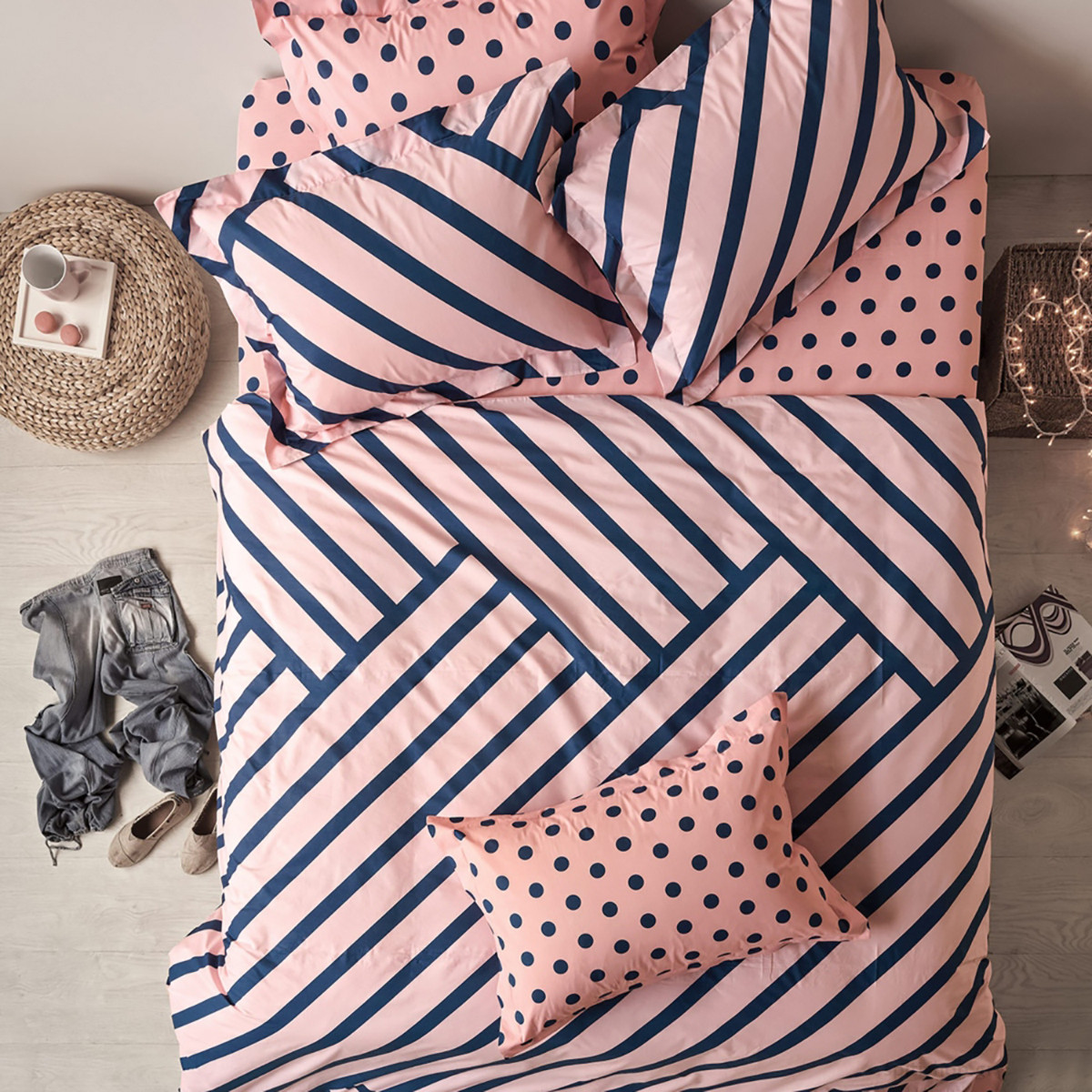 Σεντόνια Ημίδιπλα (Σετ) Kentia Versus Andy 14 home   κρεβατοκάμαρα   σεντόνια   σεντόνια ημίδιπλα   διπλά