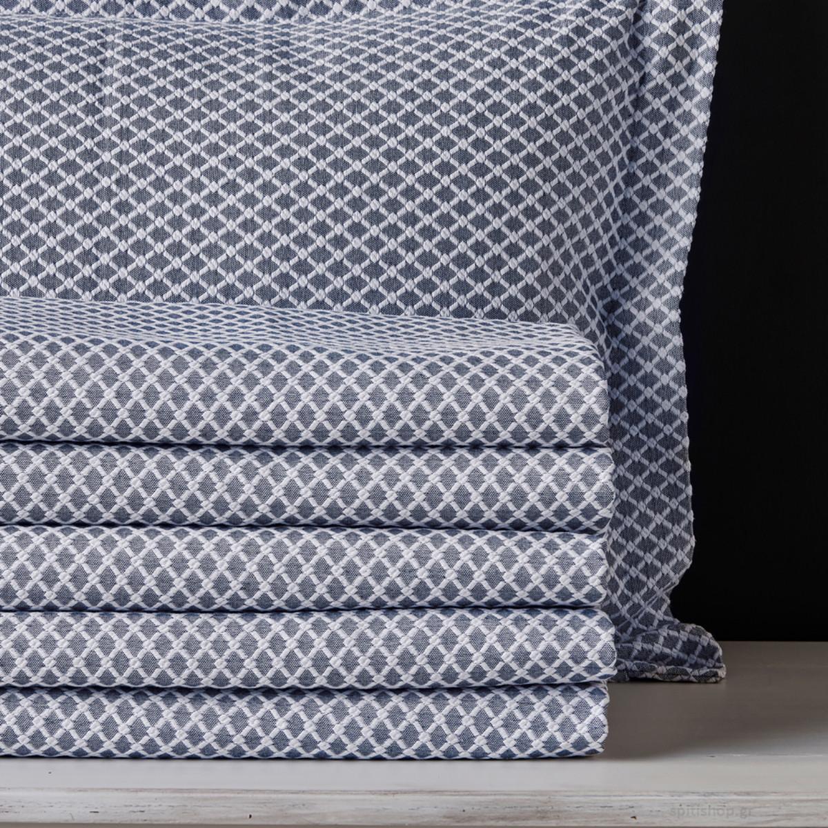 Κουβερτόριο Μονό Kentia Stylish Diamand 19 home   κρεβατοκάμαρα   κουβέρτες   κουβέρτες καλοκαιρινές μονές