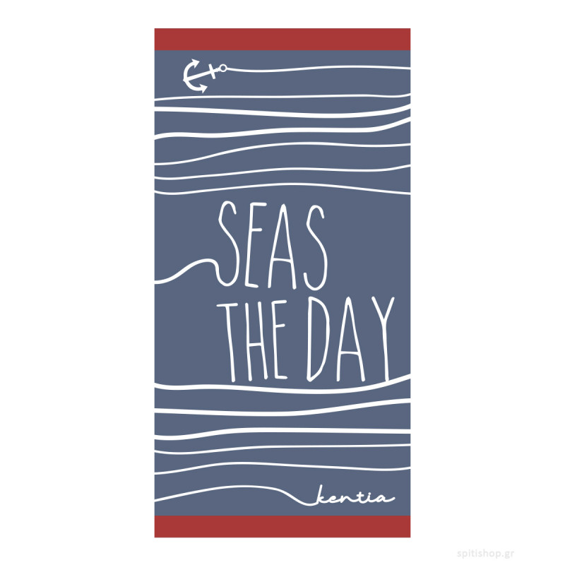 Πετσέτα Θαλάσσης Kentia Seas
