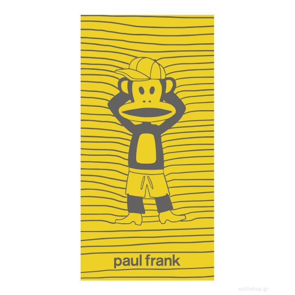 Παιδική Πετσέτα Θαλάσσης Kentia Paul Frank 18