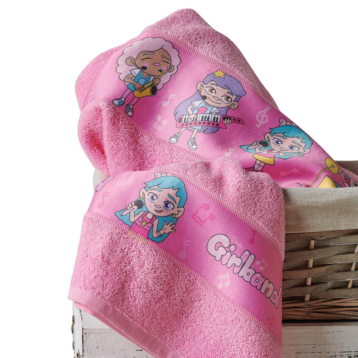 Παιδικές Πετσέτες (Σετ 2τμχ) Kentia Kids Notes home   παιδικά   πετσέτες παιδικές