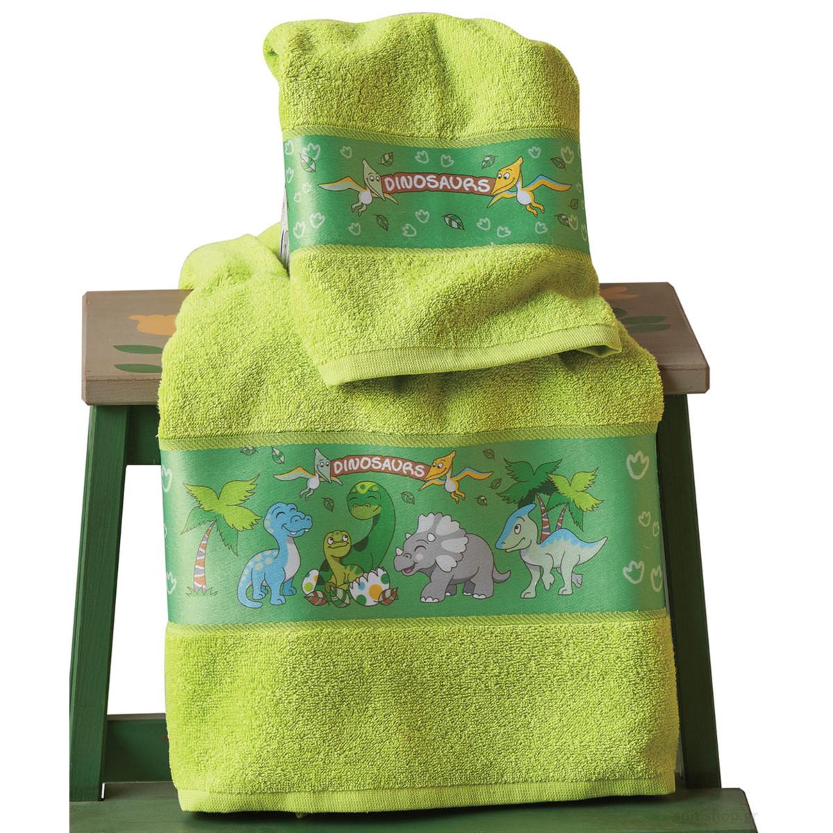 Παιδικές Πετσέτες (Σετ 2τμχ) Kentia Kids Derek home   παιδικά   πετσέτες παιδικές