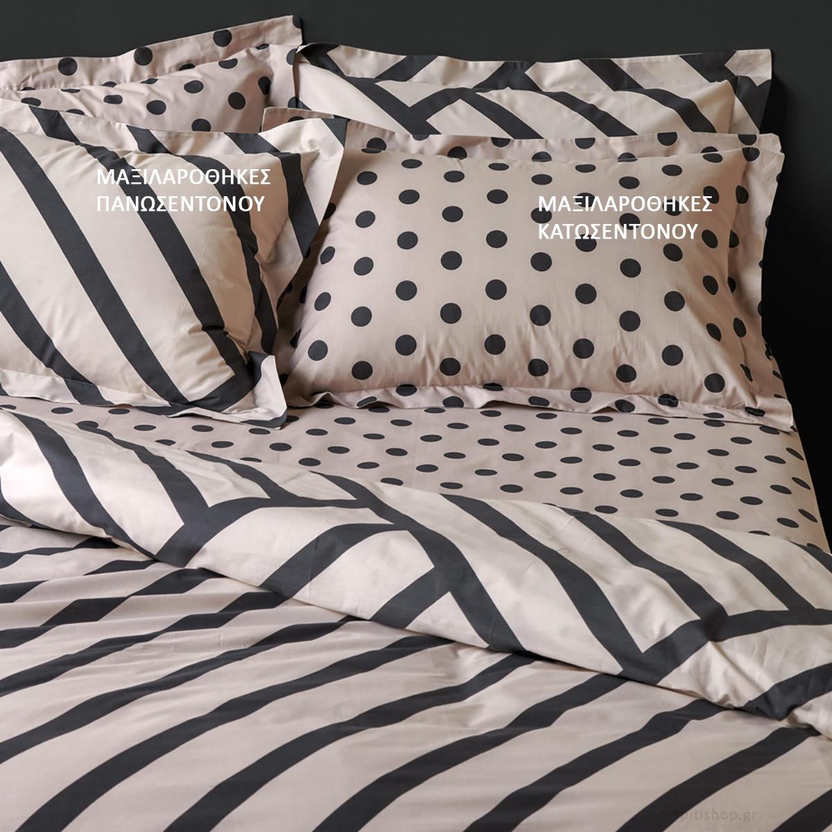 Ζεύγος Μαξιλαροθήκες Kentia Versus Andy 15 home   κρεβατοκάμαρα   μαξιλάρια   μαξιλαροθήκες