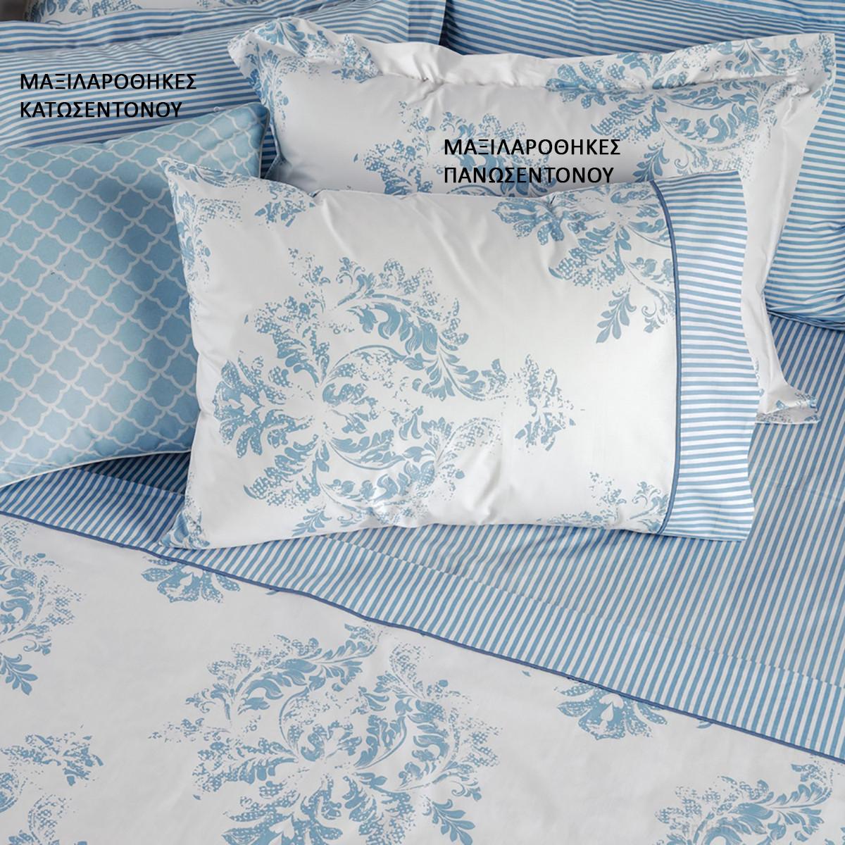 Ζεύγος Μαξιλαροθήκες Kentia Stylish Epoca 16 home   κρεβατοκάμαρα   μαξιλάρια   μαξιλαροθήκες