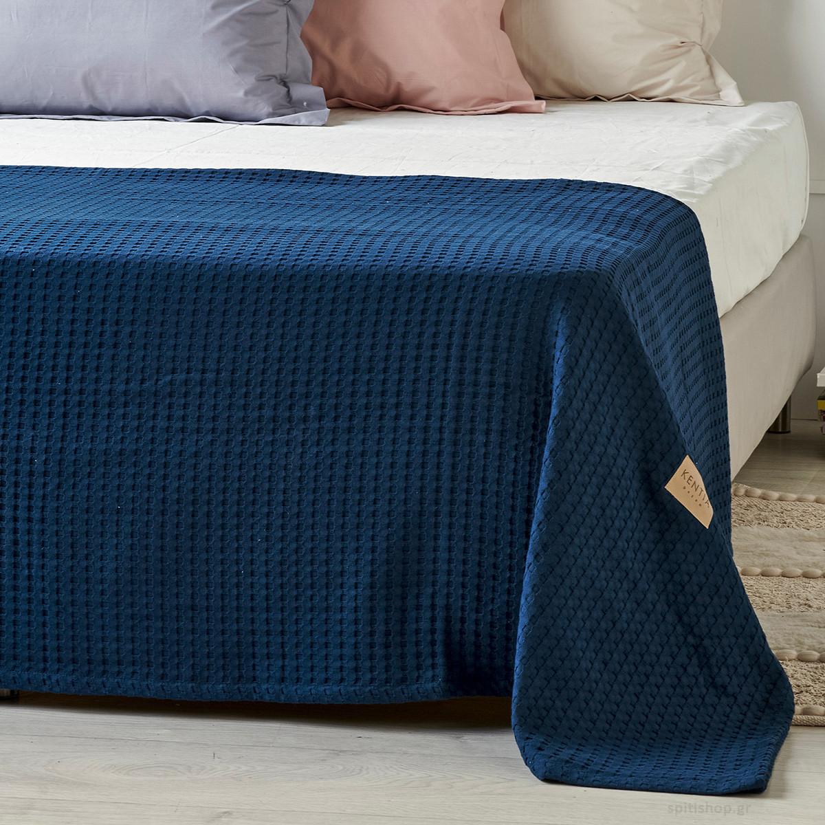 Κουβέρτα Πικέ King Size Kentia Loft Mariner 01 home   κρεβατοκάμαρα   κουβέρτες   κουβέρτες πικέ υπέρδιπλες