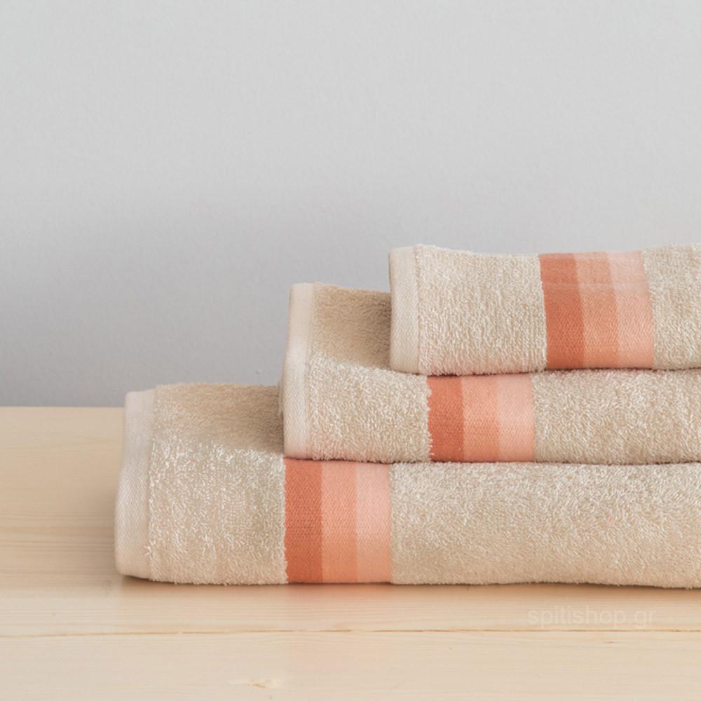 Πετσέτες Μπάνιου (Σετ 3τμχ) Nima Towels Avra AW2019 home   μπάνιο   πετσέτες μπάνιου