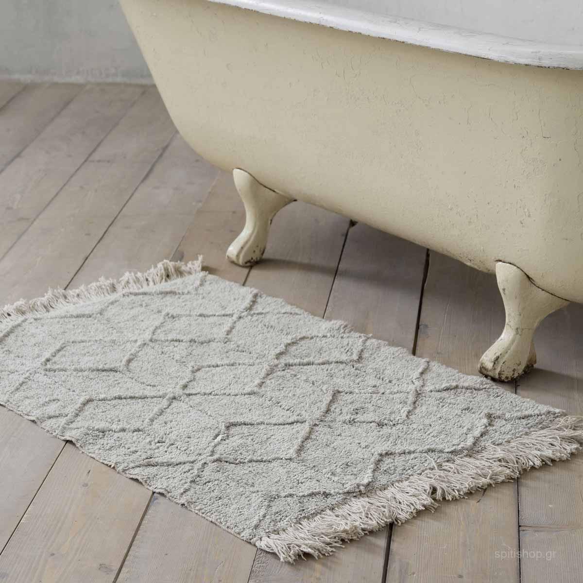 Πατάκι Μπάνιου (60×90) Nima Bath Nevis Mint