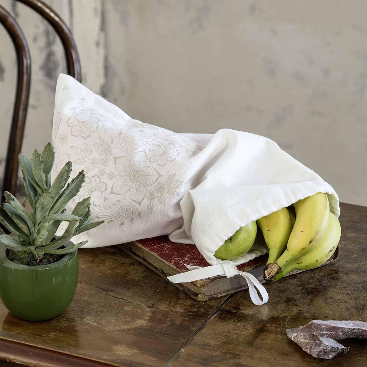 Υφασμάτινη Τσάντα Για Ψώνια Nima Kitchen Fazento