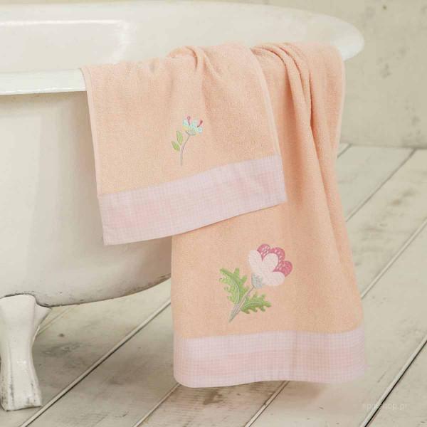 Βρεφικές Πετσέτες (Σετ 2τμχ) Nima Baby Lilliana