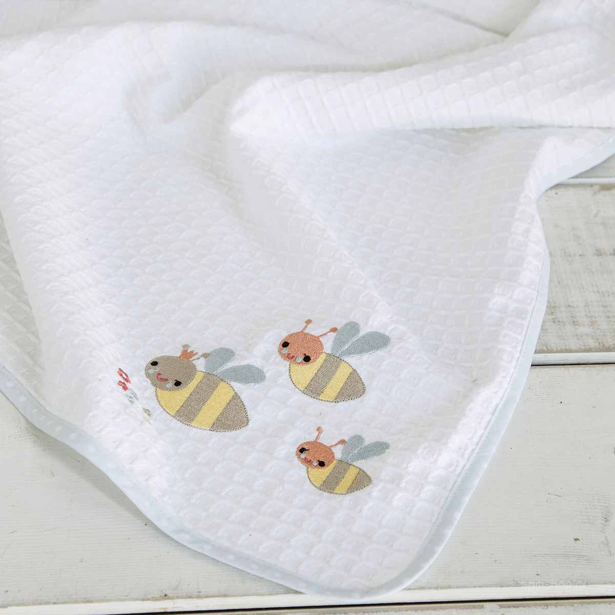 Κουβέρτα Πικέ Αγκαλιάς Nima Baby Yo-Yo home   βρεφικά   κουβέρτες βρεφικές   κουβέρτες καλοκαιρινές