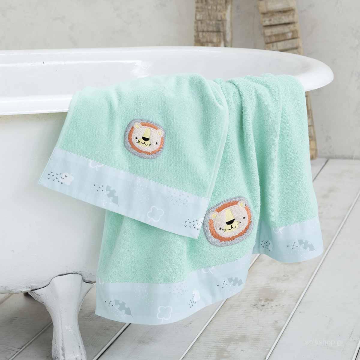 Παιδικές Πετσέτες (Σετ 3τμχ) Nima Kids Daba Doo