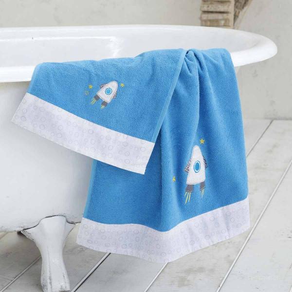 Παιδική Πετσέτα Χεριών (30x50) Nima Kids Fleeky