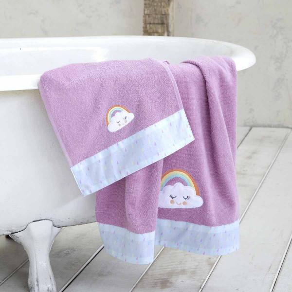 Παιδικές Πετσέτες (Σετ 2τμχ) Nima Kids Pawnee