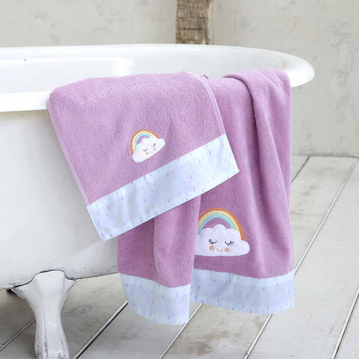 0e77d7531c0 -10% Spiti Shop Παιδικές Πετσέτες (Σετ 3τμχ) Nima Kids Pawnee