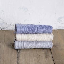 Πετσέτες Χεριών (Σετ 3τμχ) Nima Bath Ritz Drizzle