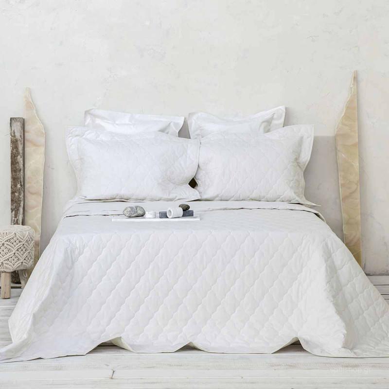 Νυφικό Σετ 7τμχ Nima White Luxury Ark