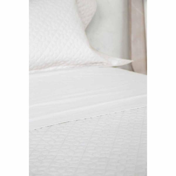 Νυφικό Σετ 7τμχ Nima White Luxury Tulle