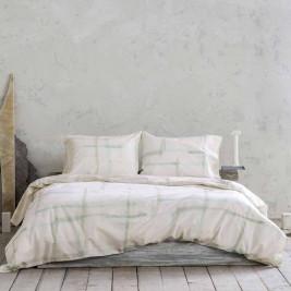 Σεντόνια Υπέρδιπλα (Σετ) Nima Bed Linen La Pintura Mint
