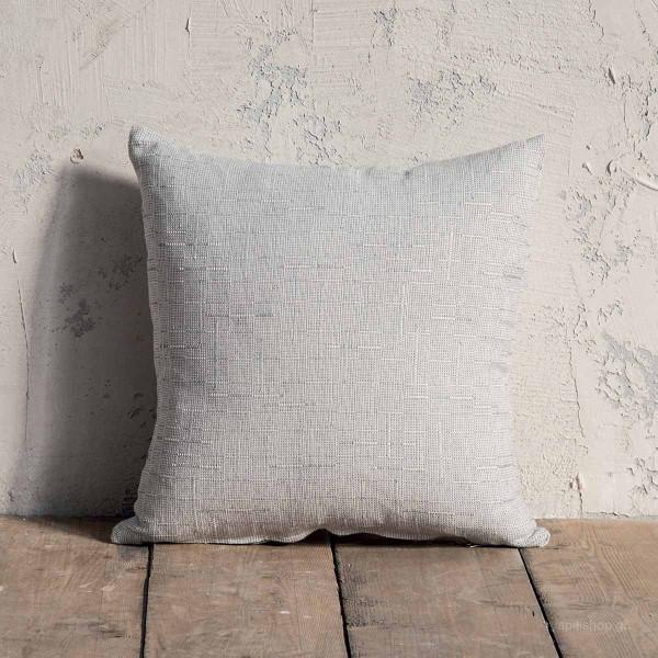 Διακοσμητικό Μαξιλάρι (45x45) Nima Living Grain Grey