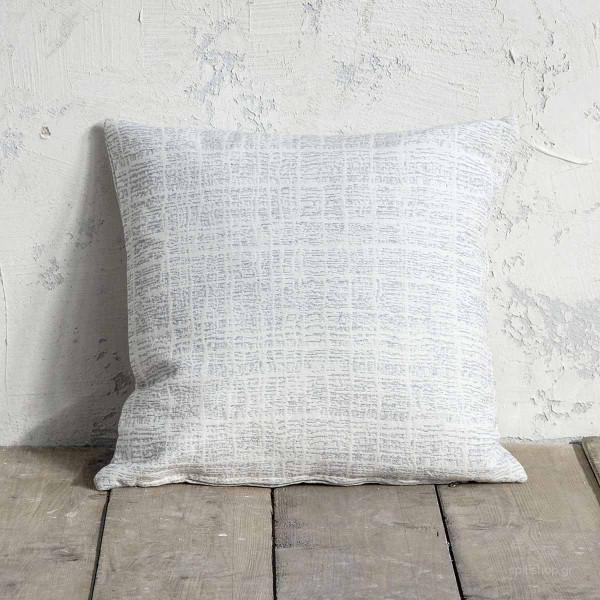 Διακοσμητικό Μαξιλάρι (45x45) Nima Living Avial Grey