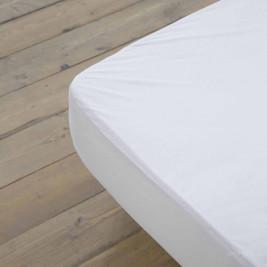 Κάλυμμα Στρώματος Υπέρδιπλο Αδιάβροχο Nima Jersey Με Φούστα