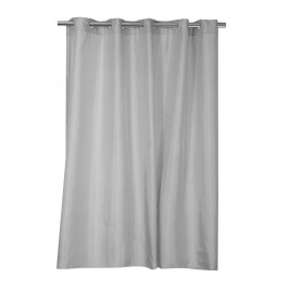 Κουρτίνα Μπάνιου (180x180) Nef-Nef Shower Grey