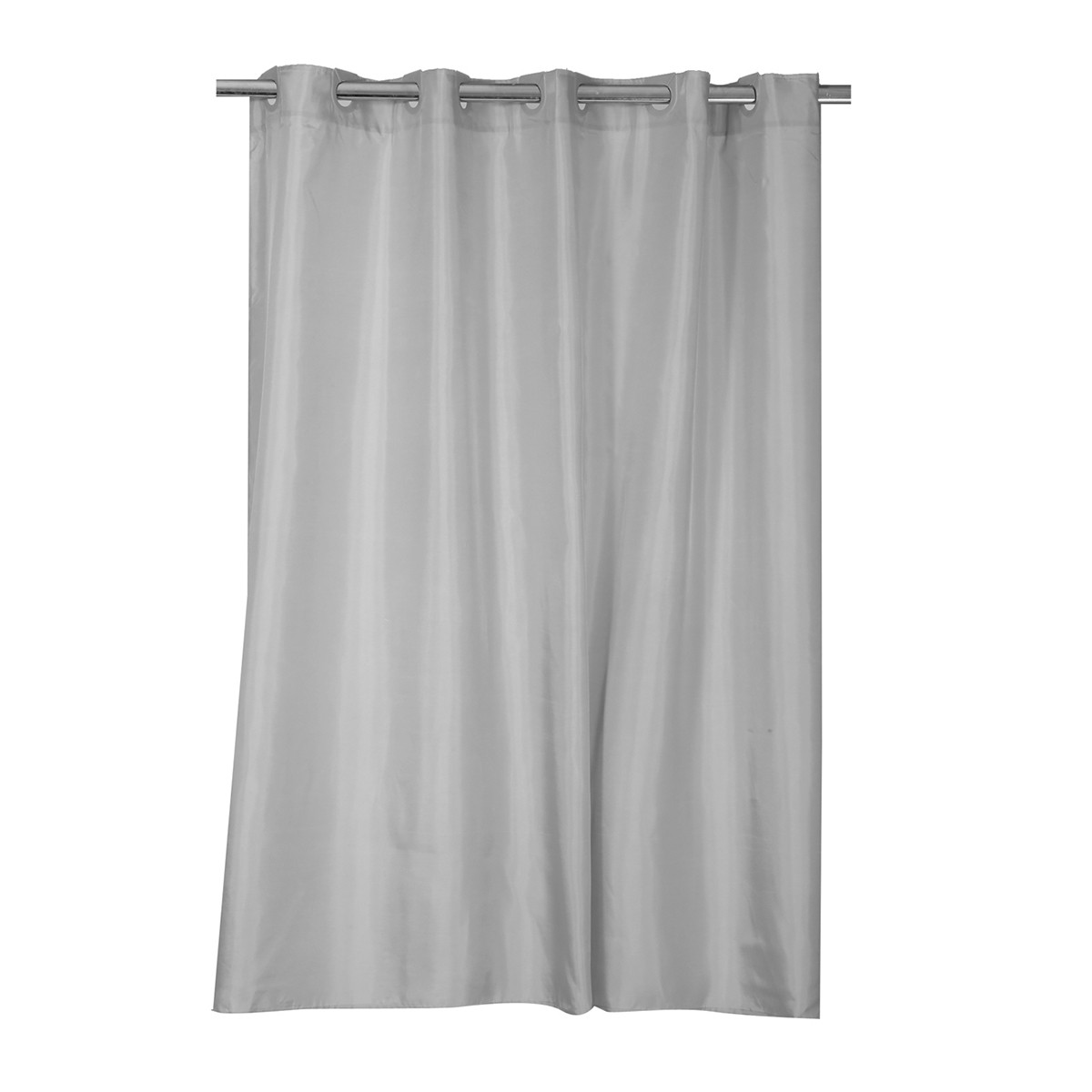 Κουρτίνα Μπάνιου (180×180) Nef-Nef Shower Grey