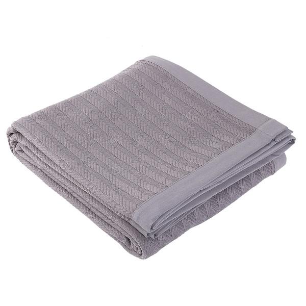 Κουβερτόριο Υπέρδιπλο Nef-Nef Elements Fust Grey