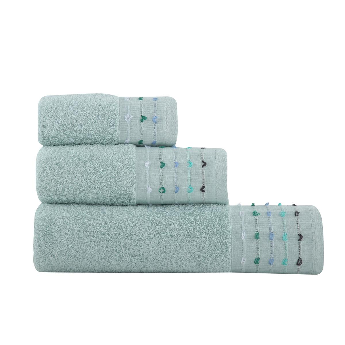 Πετσέτες Μπάνιου (Σετ 3τμχ) Nef-Nef Spot home   μπάνιο   πετσέτες μπάνιου