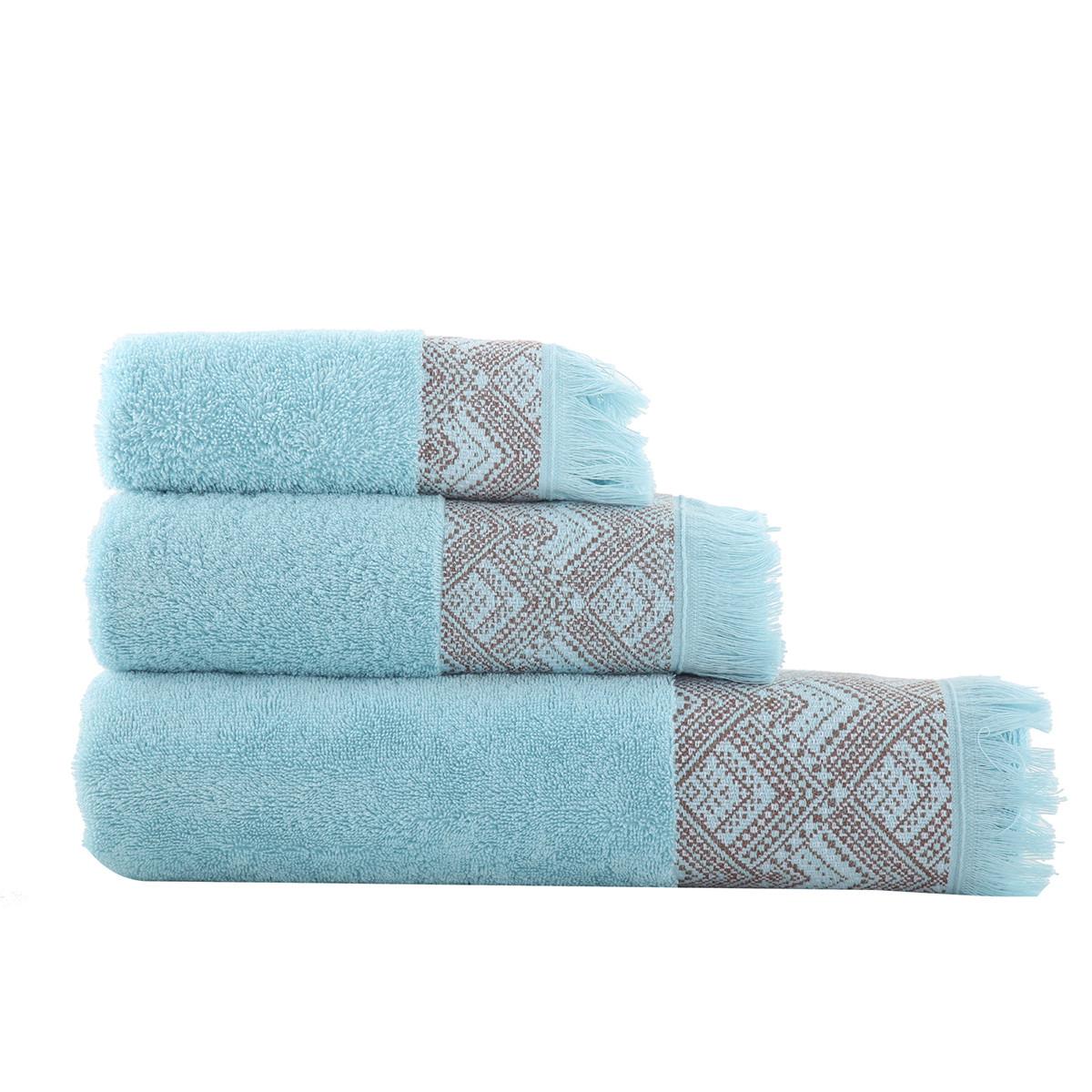 Πετσέτες Μπάνιου (Σετ 3τμχ) Nef-Nef Maya home   μπάνιο   πετσέτες μπάνιου