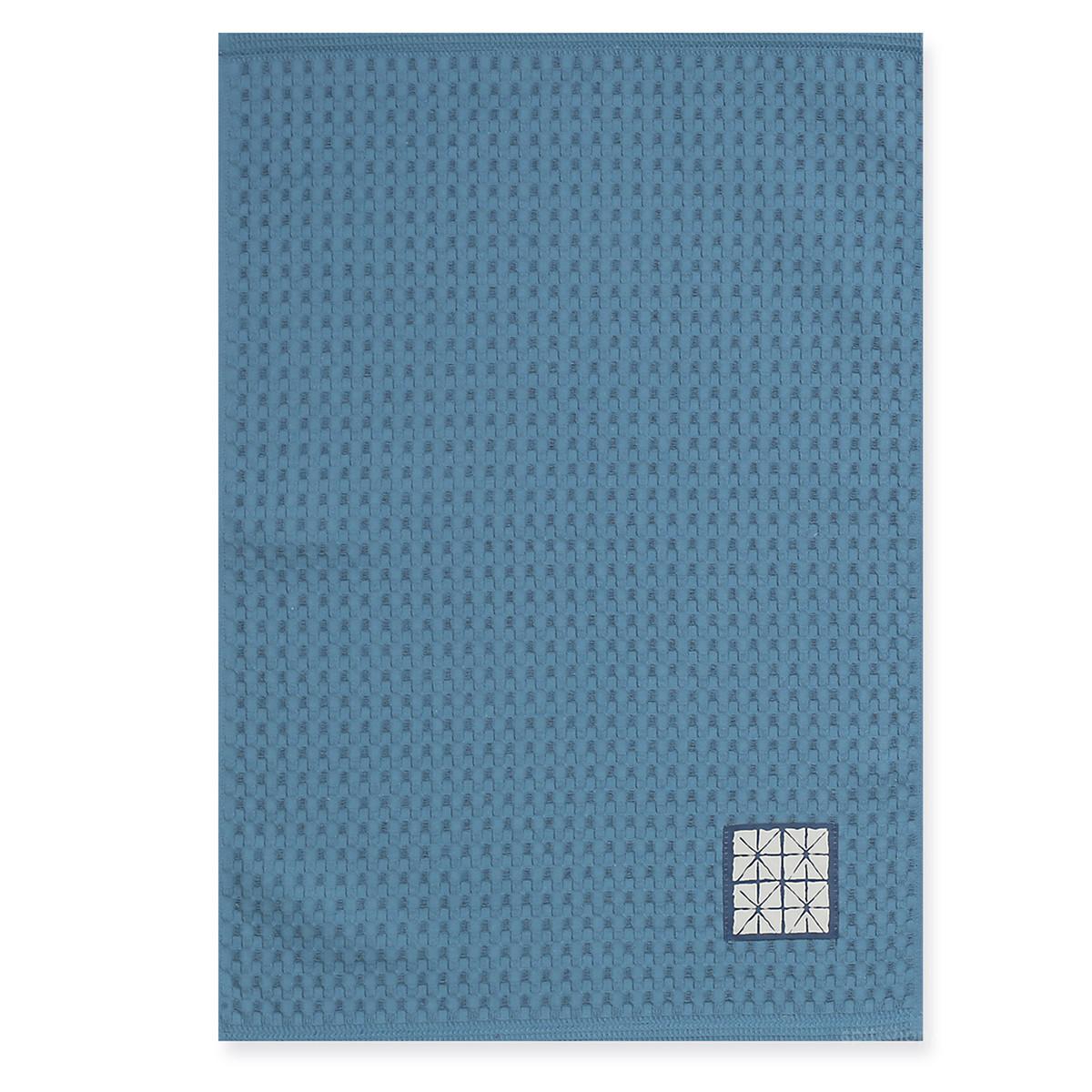 Ποτηρόπανο Πικέ Nef-Nef Astra Blue