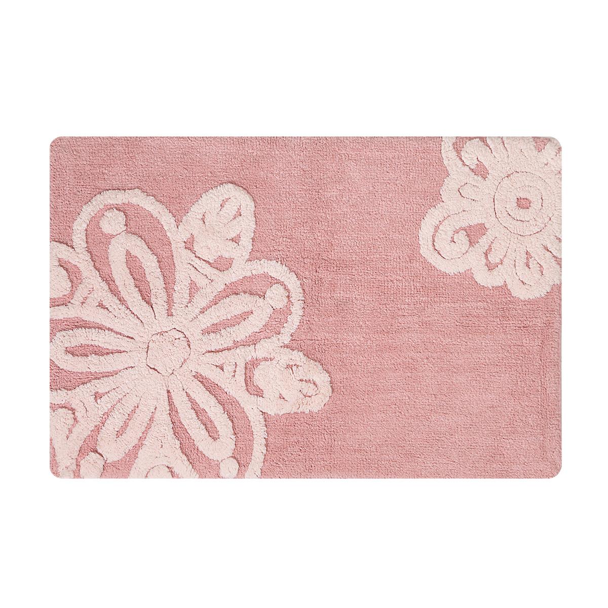 Πατάκι Μπάνιου (60×90) Nef-Nef Semplice Dusty Pink