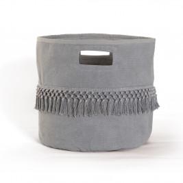 Καλάθι Αποθήκευσης Nef-Nef Rikkas Grey