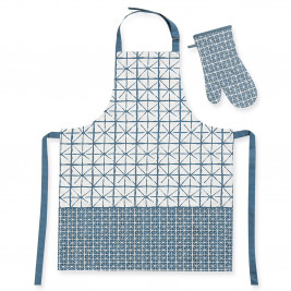 Σετ Κουζίνας 2τμχ Nef-Nef Astra Blue