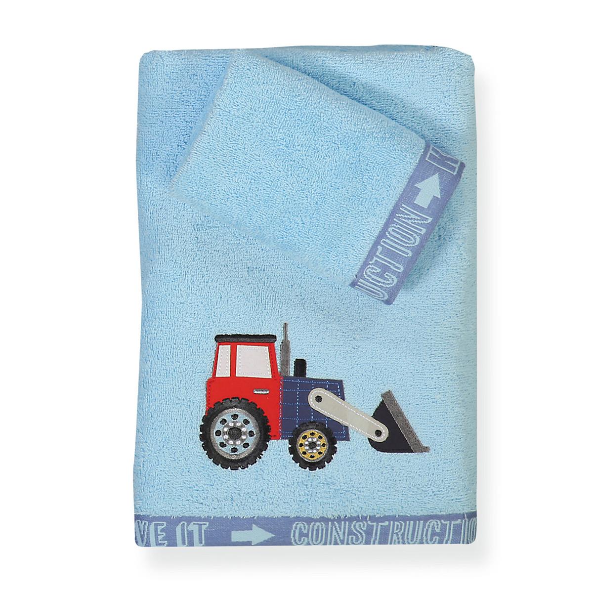 Παιδικές Πετσέτες (Σετ 2τμχ) Nef-Nef Junior Busy At Work home   παιδικά   πετσέτες παιδικές