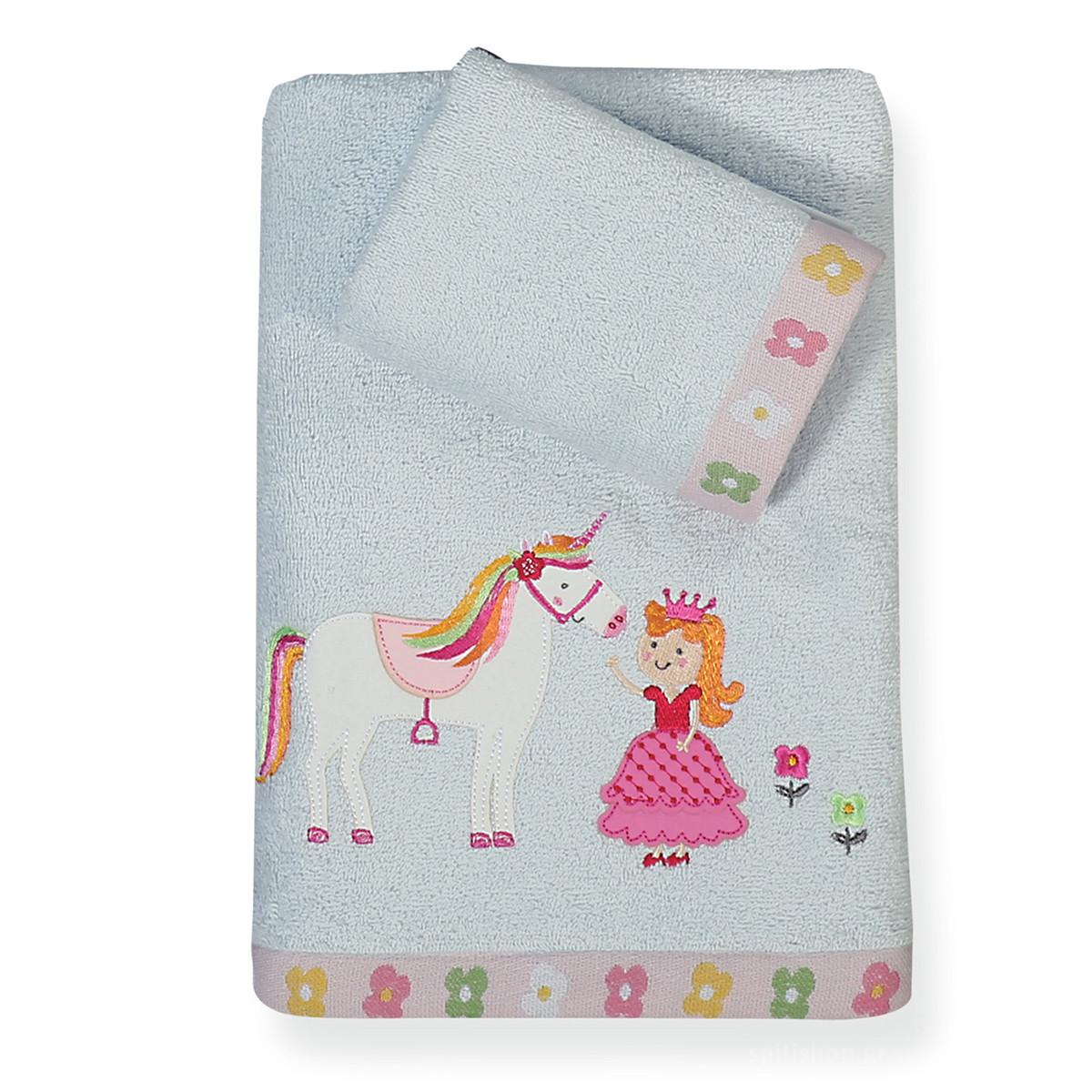 Παιδικές Πετσέτες (Σετ 2τμχ) Nef-Nef Junior Cute Kingdom home   παιδικά   πετσέτες παιδικές