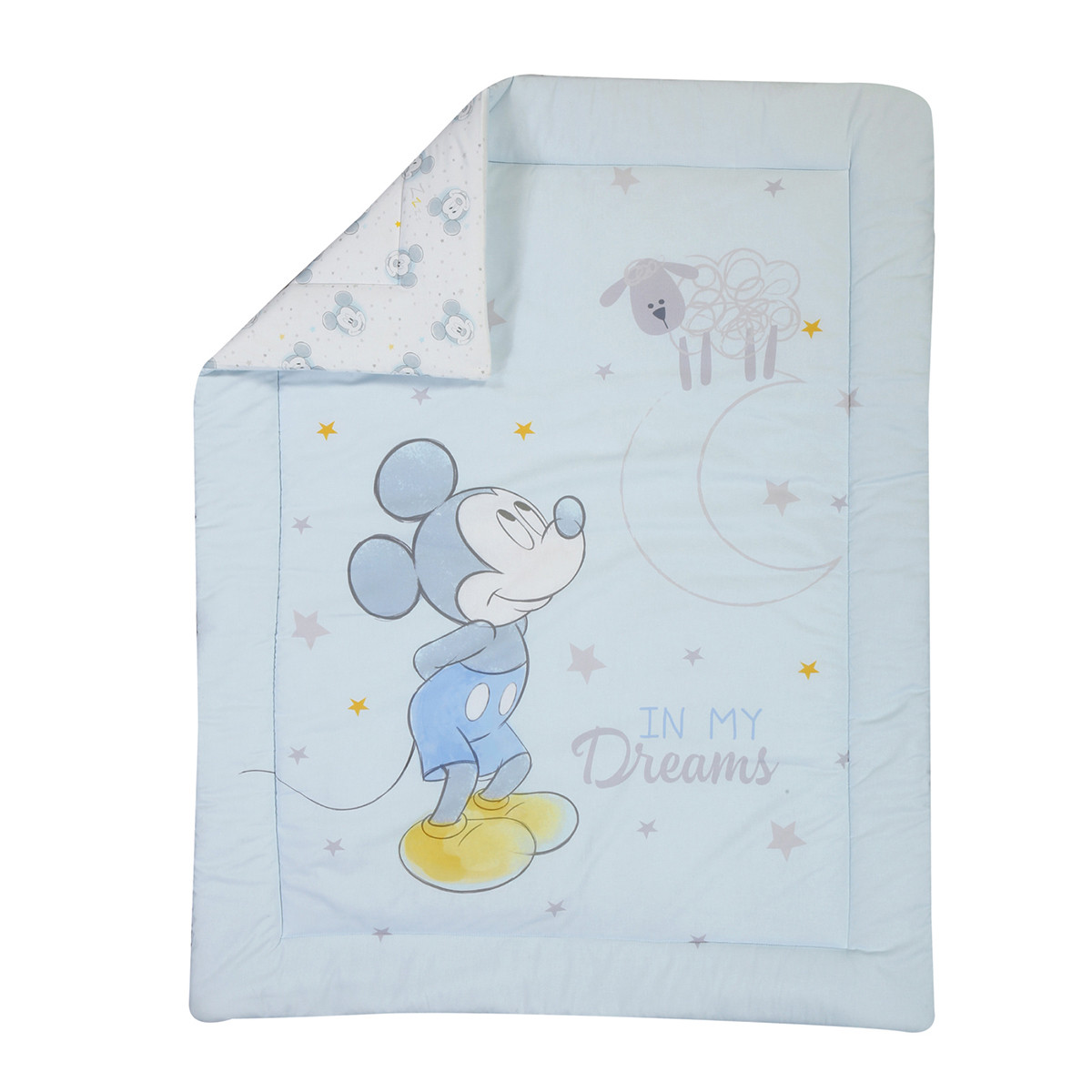 Κουβερλί Κούνιας Nef-Nef Disney Mickey's Dreams
