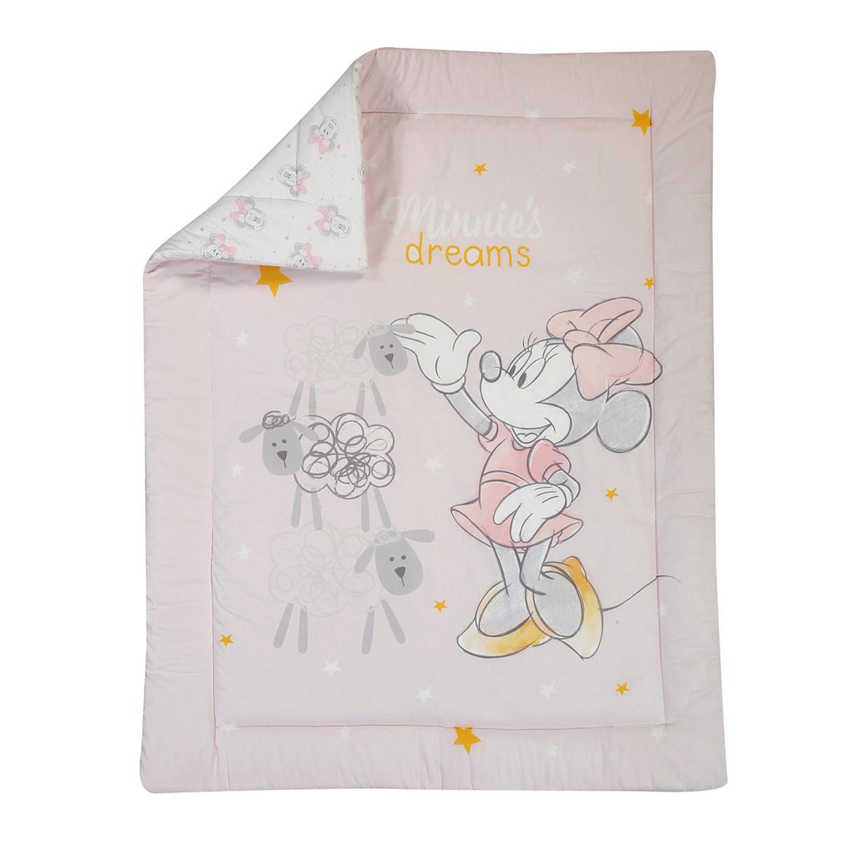 Κουβερλί Κούνιας Nef-Nef Disney Minnie's Dreams