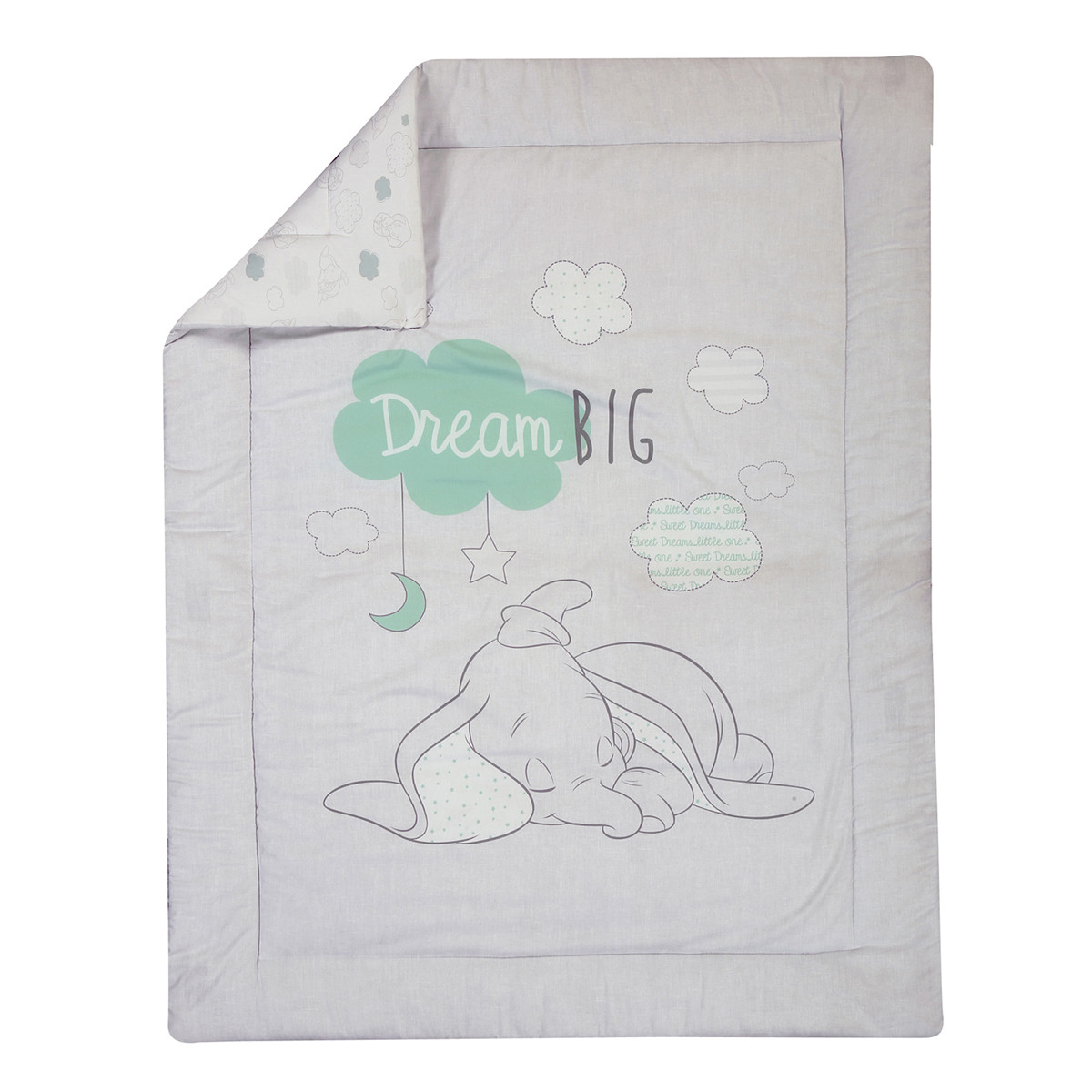 Κουβερλί Κούνιας Nef-Nef Disney DUmbo Dreams