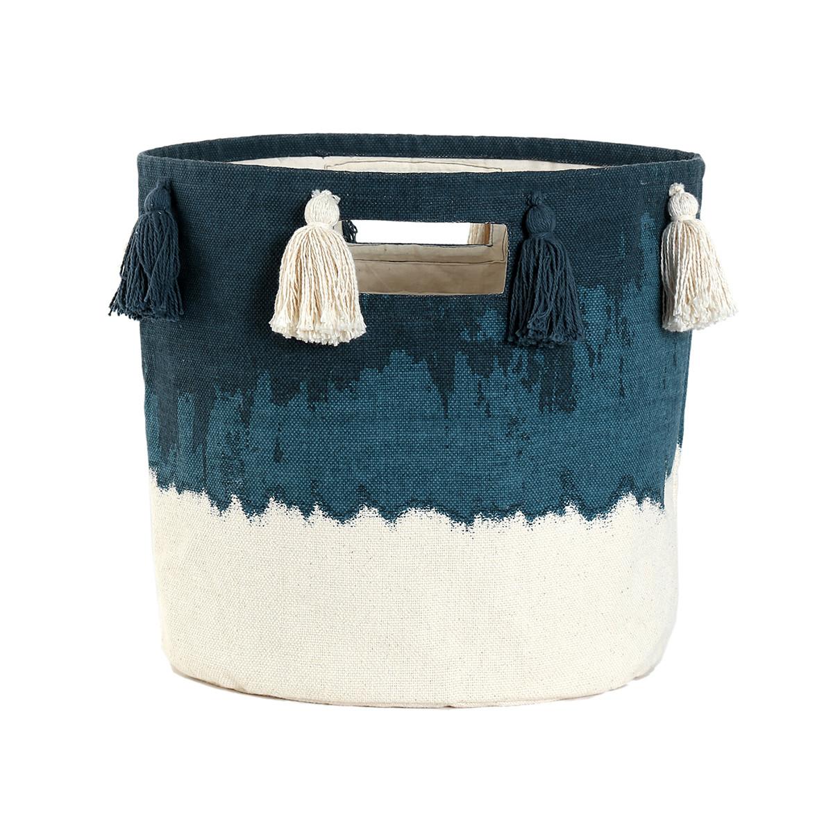 Καλάθι Αποθήκευσης Nef-Nef Blue Collection Oceanis home   διακόσμηση   κουτιά αποθήκευσης   καλάθια