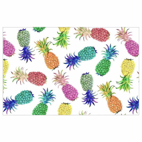 Σουπλά L-C Folie Ananas Blanc 1790362