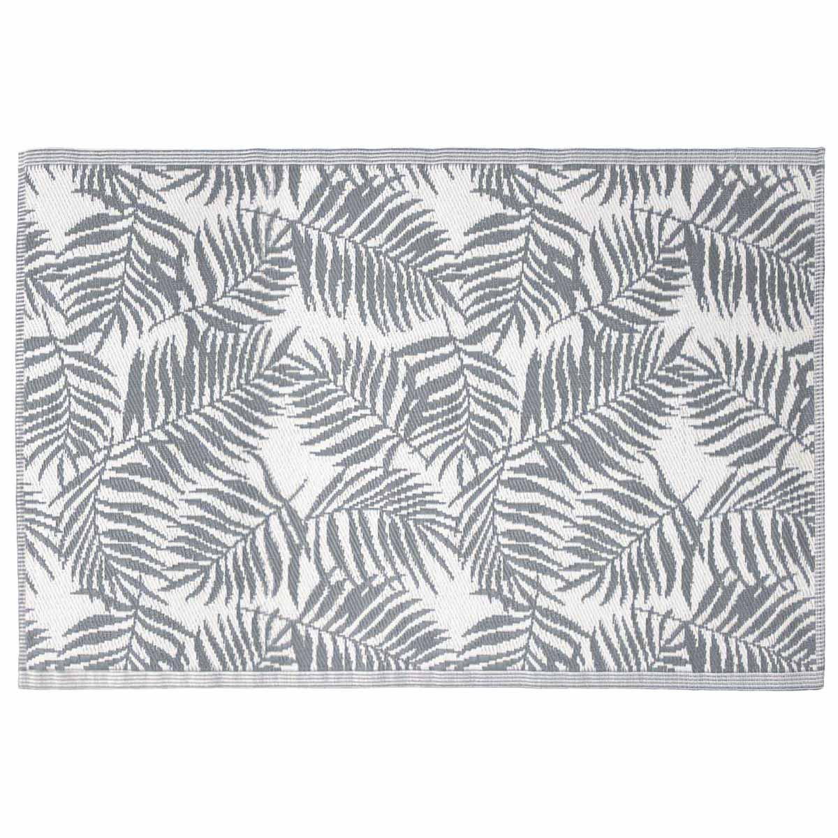 Χαλί Καλοκαιρινό (160×230) Millefeuilles Gris 1740774